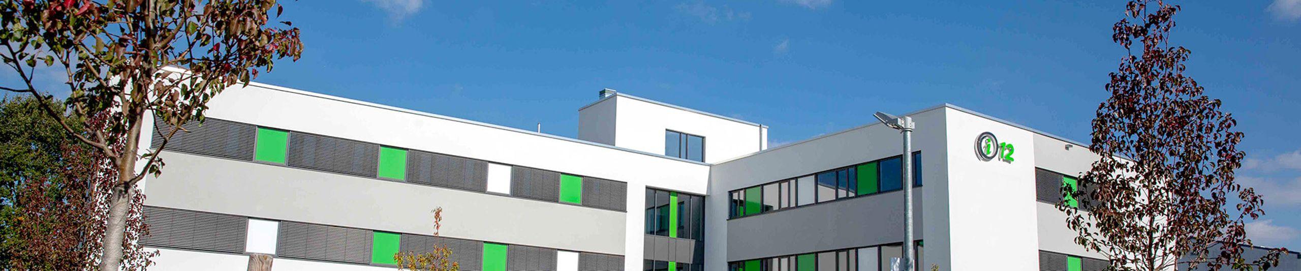 Bürobau - Bürogebäude mit Flexibilität
