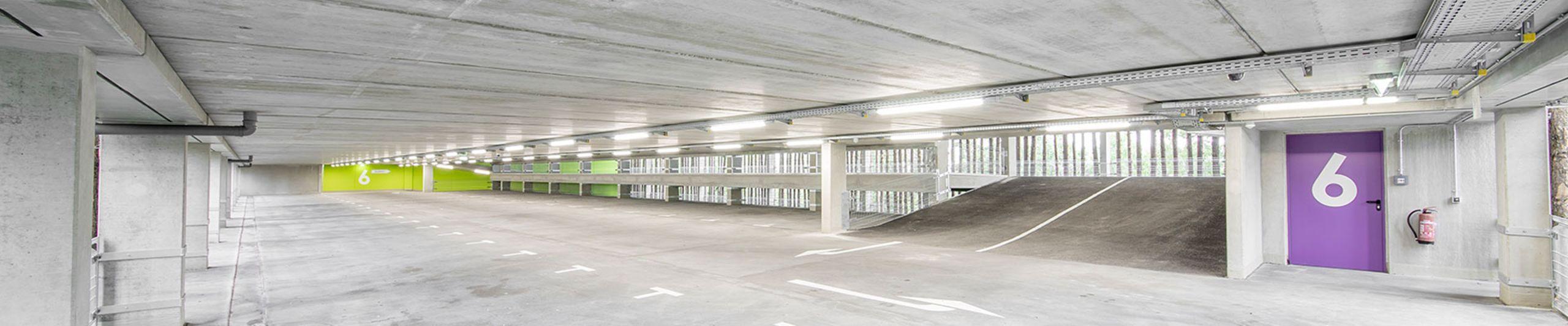 Parkhaus bauen mit System