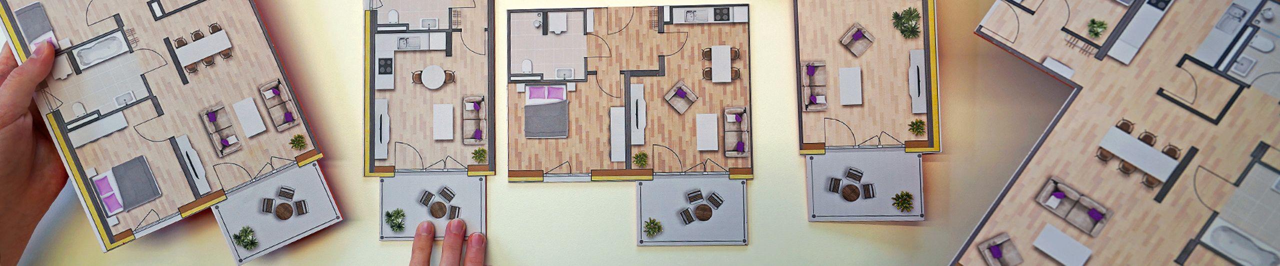 Mit System Gebäude planen und bauen