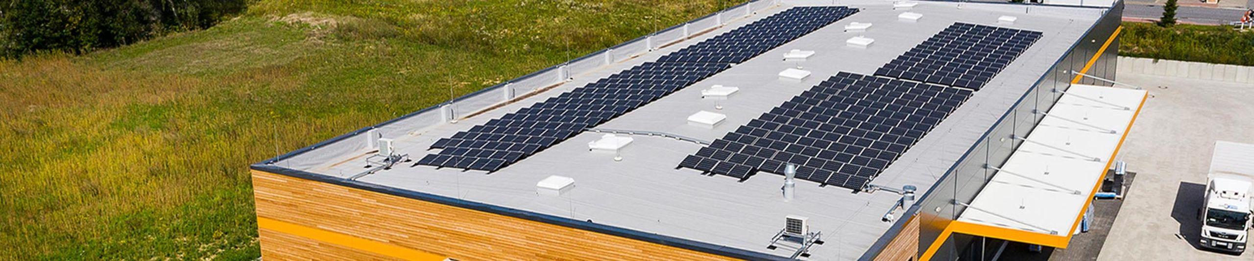 Energieeffizient bauen mit Zuschüssen